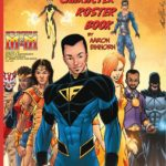 Scott Comics Character Roster Book