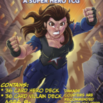 Heroes Unite – Superhero TCG